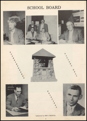 Page 8, 1955 Edition, Columbus Community High School - Wildcat Yearbook (Columbus Junction, IA) online yearbook collection