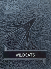 1958 Edition, Columbus Community High School - Wildcat Yearbook (Columbus Junction, IA)