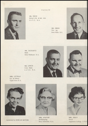 Page 10, 1958 Edition, Columbus Community High School - Wildcat Yearbook (Columbus Junction, IA) online yearbook collection