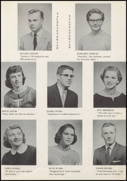Page 13, 1958 Edition, Columbus Community High School - Wildcat Yearbook (Columbus Junction, IA) online yearbook collection