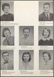 Page 14, 1958 Edition, Columbus Community High School - Wildcat Yearbook (Columbus Junction, IA) online yearbook collection