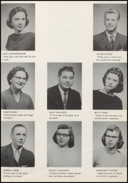 Page 15, 1958 Edition, Columbus Community High School - Wildcat Yearbook (Columbus Junction, IA) online yearbook collection