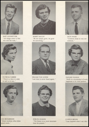 Page 16, 1958 Edition, Columbus Community High School - Wildcat Yearbook (Columbus Junction, IA) online yearbook collection