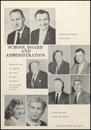 Page 8, 1958 Edition, Columbus Community High School - Wildcat Yearbook (Columbus Junction, IA) online yearbook collection