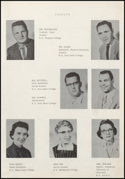 Page 9, 1958 Edition, Columbus Community High School - Wildcat Yearbook (Columbus Junction, IA) online yearbook collection