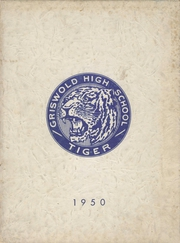 1950 Edition, Griswold Community High School - Tiger Tales Yearbook (Griswold, IA)