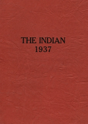 1937 Edition, Pocahontas High School - Indian Yearbook (Pocahontas, IA)