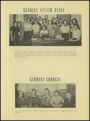Page 21, 1950 Edition, Pocahontas High School - Indian Yearbook (Pocahontas, IA) online yearbook collection