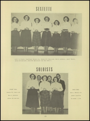Page 27, 1950 Edition, Pocahontas High School - Indian Yearbook (Pocahontas, IA) online yearbook collection