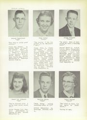 Page 19, 1957 Edition, Pocahontas High School - Indian Yearbook (Pocahontas, IA) online yearbook collection