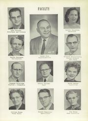 Page 9, 1957 Edition, Pocahontas High School - Indian Yearbook (Pocahontas, IA) online yearbook collection
