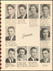 Page 7, 1945 Edition, Sumner High School - Echoes Yearbook (Sumner, IA) online yearbook collection