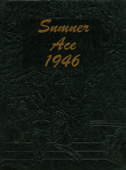Sumner High School - Echoes Yearbook (Sumner, IA) online yearbook collection, 1946 Edition, Page 1