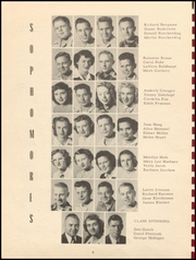 Page 12, 1949 Edition, Sumner High School - Echoes Yearbook (Sumner, IA) online yearbook collection