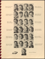 Page 15, 1949 Edition, Sumner High School - Echoes Yearbook (Sumner, IA) online yearbook collection