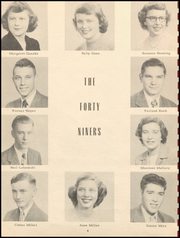 Page 8, 1949 Edition, Sumner High School - Echoes Yearbook (Sumner, IA) online yearbook collection