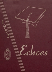 Sumner High School - Echoes Yearbook (Sumner, IA) online yearbook collection, 1952 Edition, Page 1