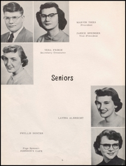 Page 10, 1952 Edition, Sumner High School - Echoes Yearbook (Sumner, IA) online yearbook collection