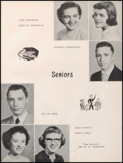 Page 11, 1952 Edition, Sumner High School - Echoes Yearbook (Sumner, IA) online yearbook collection