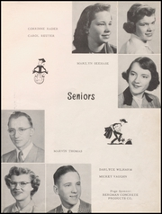 Page 15, 1952 Edition, Sumner High School - Echoes Yearbook (Sumner, IA) online yearbook collection