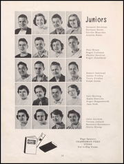 Page 16, 1952 Edition, Sumner High School - Echoes Yearbook (Sumner, IA) online yearbook collection