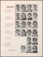 Page 17, 1952 Edition, Sumner High School - Echoes Yearbook (Sumner, IA) online yearbook collection