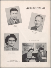 Page 6, 1952 Edition, Sumner High School - Echoes Yearbook (Sumner, IA) online yearbook collection
