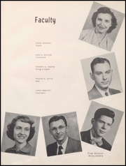 Page 9, 1952 Edition, Sumner High School - Echoes Yearbook (Sumner, IA) online yearbook collection