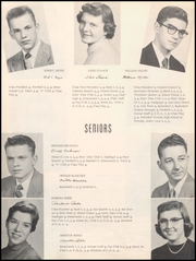 Page 10, 1953 Edition, Sumner High School - Echoes Yearbook (Sumner, IA) online yearbook collection