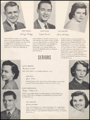 Page 12, 1953 Edition, Sumner High School - Echoes Yearbook (Sumner, IA) online yearbook collection
