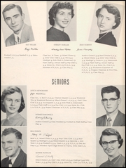 Page 14, 1953 Edition, Sumner High School - Echoes Yearbook (Sumner, IA) online yearbook collection