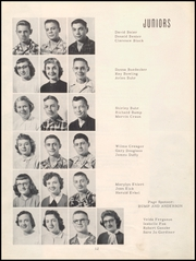 Page 16, 1953 Edition, Sumner High School - Echoes Yearbook (Sumner, IA) online yearbook collection