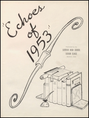 Page 5, 1953 Edition, Sumner High School - Echoes Yearbook (Sumner, IA) online yearbook collection