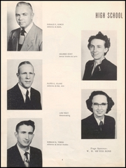 Page 8, 1953 Edition, Sumner High School - Echoes Yearbook (Sumner, IA) online yearbook collection