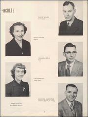 Page 9, 1953 Edition, Sumner High School - Echoes Yearbook (Sumner, IA) online yearbook collection