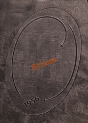 Page 1, 1956 Edition, Sumner High School - Echoes Yearbook (Sumner, IA) online yearbook collection