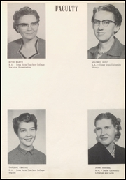 Page 11, 1956 Edition, Sumner High School - Echoes Yearbook (Sumner, IA) online yearbook collection