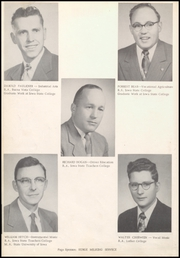 Page 12, 1956 Edition, Sumner High School - Echoes Yearbook (Sumner, IA) online yearbook collection