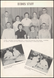 Page 14, 1956 Edition, Sumner High School - Echoes Yearbook (Sumner, IA) online yearbook collection