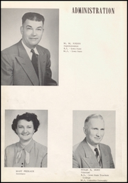 Page 8, 1956 Edition, Sumner High School - Echoes Yearbook (Sumner, IA) online yearbook collection