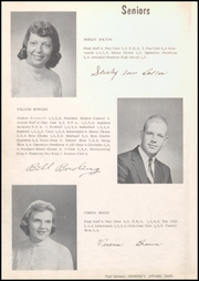 Page 10, 1959 Edition, Sumner High School - Echoes Yearbook (Sumner, IA) online yearbook collection