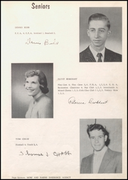 Page 11, 1959 Edition, Sumner High School - Echoes Yearbook (Sumner, IA) online yearbook collection