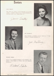 Page 13, 1959 Edition, Sumner High School - Echoes Yearbook (Sumner, IA) online yearbook collection