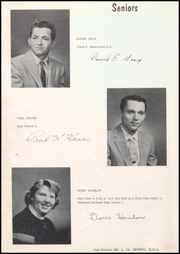 Page 14, 1959 Edition, Sumner High School - Echoes Yearbook (Sumner, IA) online yearbook collection