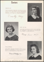 Page 15, 1959 Edition, Sumner High School - Echoes Yearbook (Sumner, IA) online yearbook collection