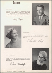 Page 17, 1959 Edition, Sumner High School - Echoes Yearbook (Sumner, IA) online yearbook collection