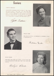 Page 9, 1959 Edition, Sumner High School - Echoes Yearbook (Sumner, IA) online yearbook collection