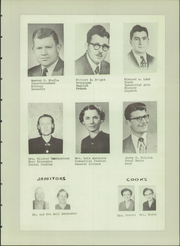 Page 11, 1953 Edition, Solon High School - Spartan Yearbook (Solon, IA) online yearbook collection