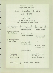Page 7, 1953 Edition, Solon High School - Spartan Yearbook (Solon, IA) online yearbook collection
