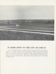 Page 7, 1966 Edition, Colfax High School - Tiger Yearbook (Colfax, IA) online yearbook collection